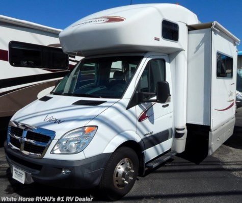 2008 Winnebago View  Diesel 24H Slide-out w/Rear Bath