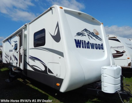 Tt10163 2009 forest river wildwood la 312bhbs two bedroom double slideout for sale in for Two bedroom travel trailers for sale