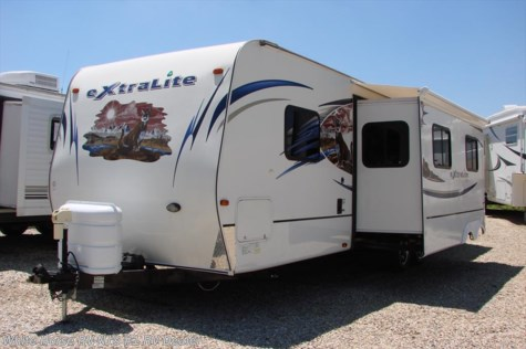 2012 Forest River Wildcat eXtraLite  30BHS Rear Bunk Bedroom Double Slide Out