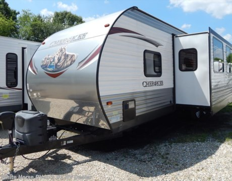 Tt10265 2013 Forest River Cherokee T264bh Two Bedroom Slideout For Sale In Williamstown Nj