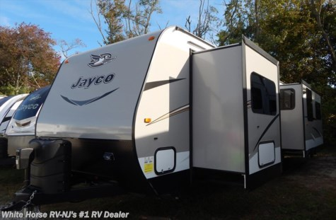 2016 Jayco Jay Flight  31RLDS Rear Lounge Double Slideout