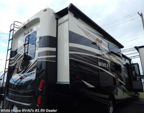 Amazing The Seneca 36FK Class C Diesel Motor Home By Jayco Offers A Fireplace With 50&quot TV  In The Main Living Area You Will Also Find A Slide With A Booth Dinette And Hideabed Sofa Along The Interior Wall There Is A Fireplace And 50&quot TV For Your