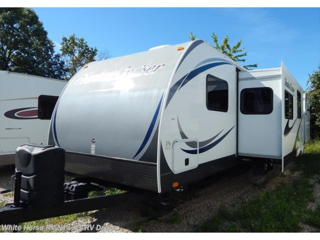 2014 cruiser rv rv shadow cruiser s 313bhs two bedroom double slideout for sale in williamstown for Two bedroom travel trailers for sale