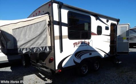 2016 Starcraft Travel Star  186RD Both Dinette w/2 Drop Down Beds
