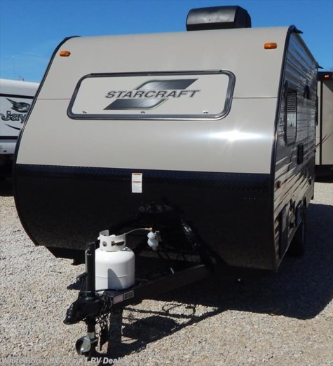2016 Starcraft AR-ONE  15RB Front Dinette Rear Drop Down Bunk