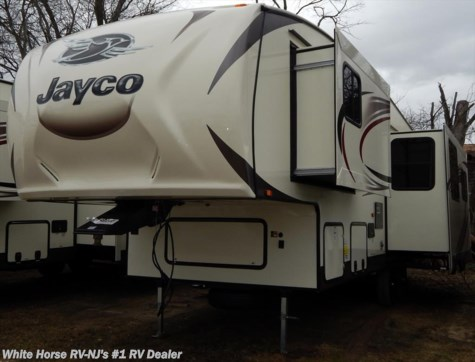 2016 Jayco Eagle HT  28.5RSTS Rear Sofa Triple Slideout