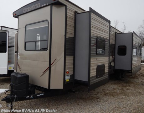 tt10630 2015 forest river cherokee destination t39q two bedroom triple slideout for sale in