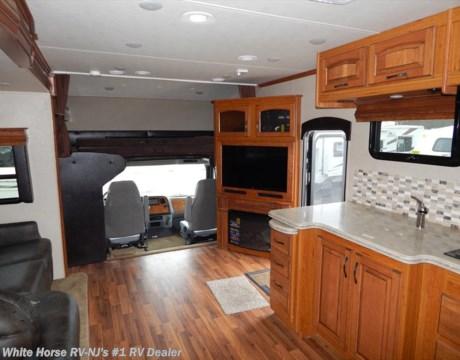 Creative 2016 Jayco RV Seneca 37FS Rear King Double Slideout WBunks For Sale