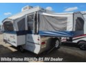 Used 2006 Jayco Select 12HW Dinette Slide-out with A/C available in Williamstown, New Jersey