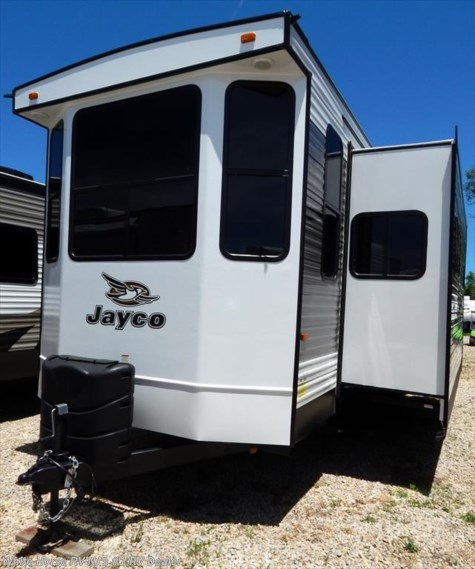 Two Bedroom Travel Trailer: 2016 Jayco Bungalow 40BHQS 2-Bedroom Quad