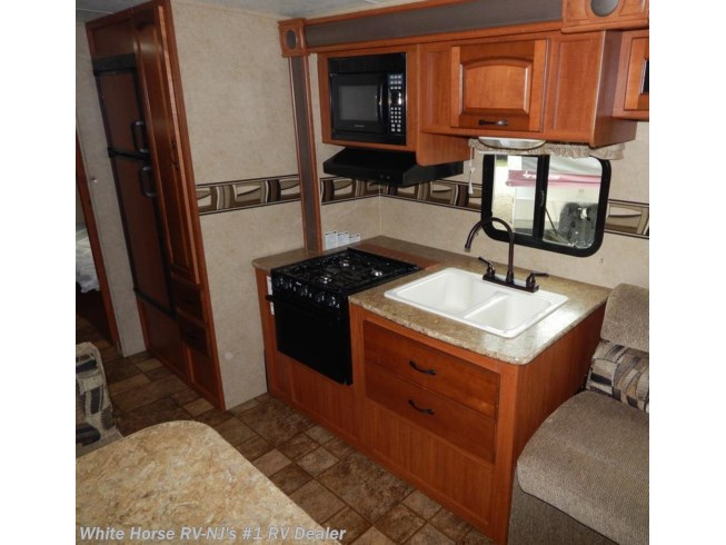 2012 forest river rv surveyor sport sp 295 two bedroom w for Kitchen cabinets 08094