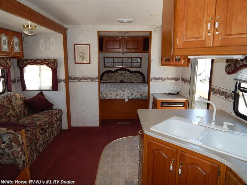 Used Thor Citation Travel Trailer Classifieds 2004 Thor Citation 37z Two Bedroom Sofa Dinette