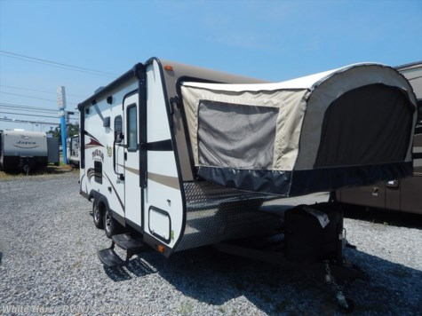 2017 Starcraft Travel Star  187TB Both Dinette w/3 Drop Down Beds