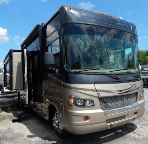 2010 Forest River Georgetown  373DS Rear Queen Double Slide