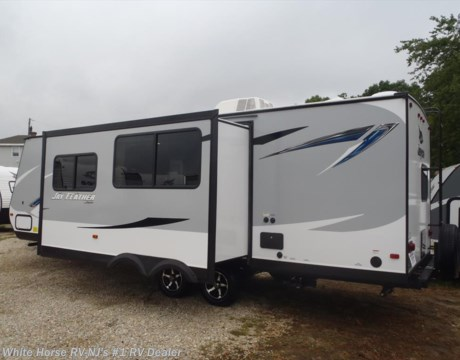 J10967 2017 Jayco Jay Feather 25bh Two Bedroom Sofa Dinette Slideout For Sale In Williamstown Nj