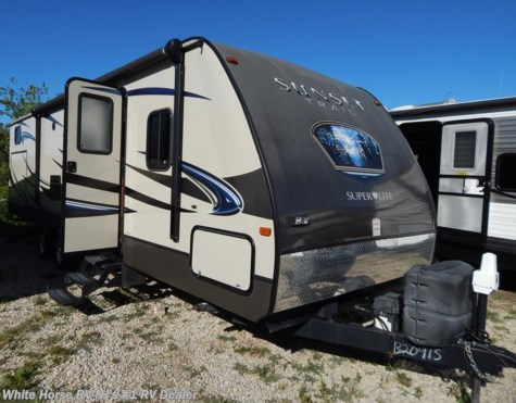 2013 CrossRoads Sunset Trail Super Lite  ST300BH Bunk House Double Slide