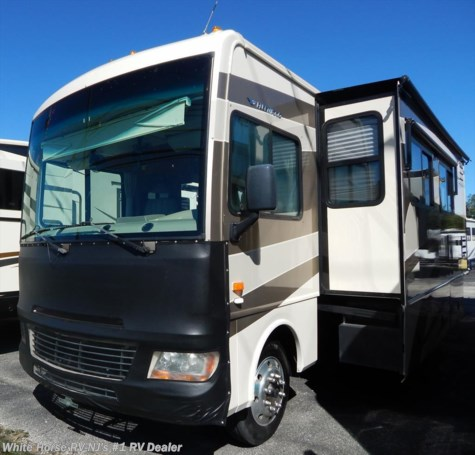 2009 Fleetwood Bounder  35E Rear Queen Double Slide Out