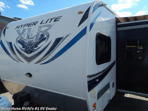 2013 Forest River XLR Hyperlite  27HFS U-Dinette Slide Toy Hauler