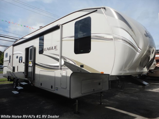 2017 Jayco Rv Eagle 345bhts Two Bedroom Triple Slideout For Sale In Williamstown Nj 08094