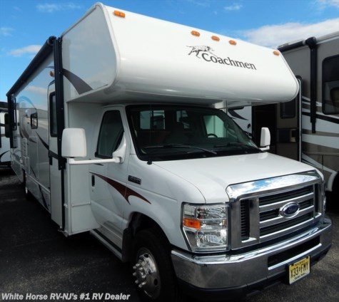 2013 Coachmen Freelander   31SK Rear Queen, Sofa Dinette Slide