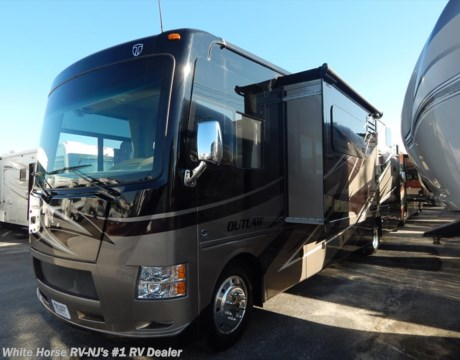 P11108 2013 Thor Motor Coach Outlaw 37md Double Slide