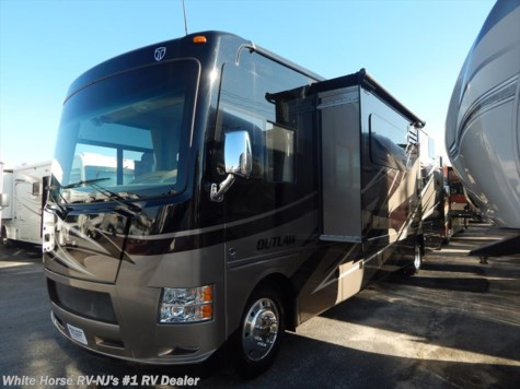 2014 Thor Motor Coach Outlaw  37MD Double Slide Toy Hauler
