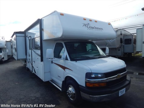 2014 Coachmen Freelander   32BH, Double Slide with Bunks