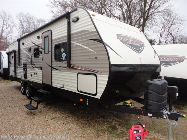 rv autumn ridge 29bhu two bedroom sofa u dinette slideout for sale