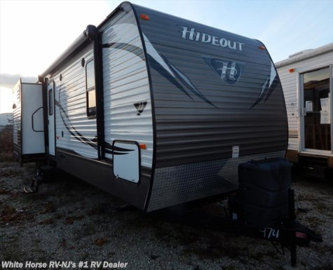 2015 Keystone Hideout  32BHTS Bunk House Triple Slide