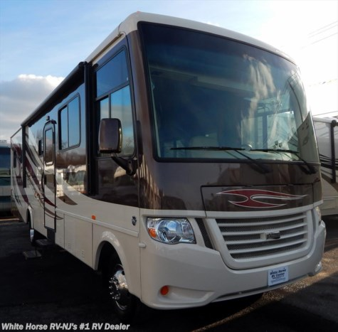 2013 Newmar Bay Star  3302 Rear Queen Double Slide-Out