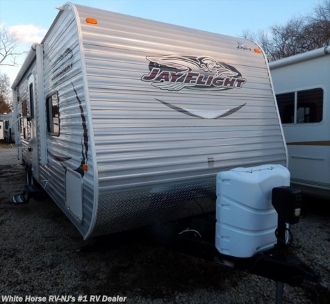 2014 Jayco Jay Flight  26 BH Front Queen w/Corner Dbl. & Bunk Above