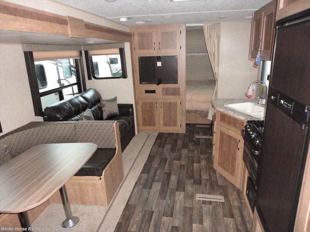 2017 starcraft rv ar one maxx 27bhs two bedroom u dinette sofa slideout for sale in williamstown for Two bedroom travel trailers for sale