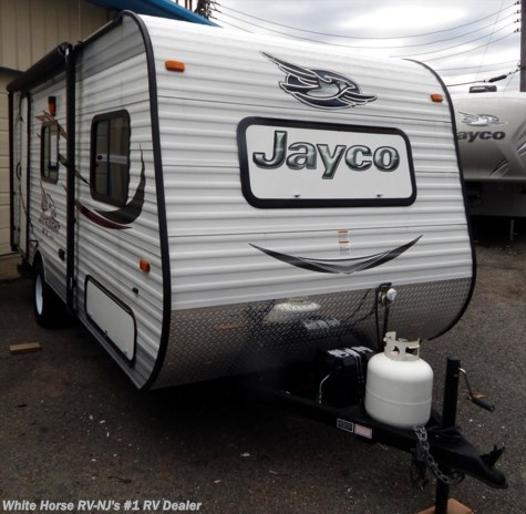 2015 Jayco Jay Flight Swift SLX  185RB Rear Bath