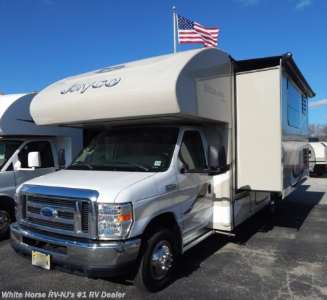 2014 Jayco Redhawk  26XS Corner Queen, U-Dinette Slide-out