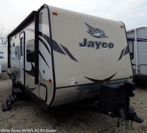 2015 Jayco White Hawk  20MRB Murphy Bed, U-dinette Slide-out