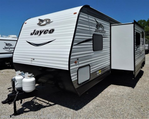 2017 Jayco Jay Flight  SLX 287BHSW 2-Bedroom Sofa/Dinette Slideout
