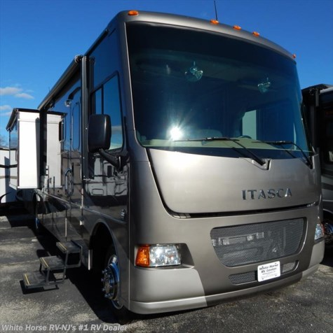 2014 Itasca Sunstar  35B Triple Slide-out, Bath & 1/2 with Bunks