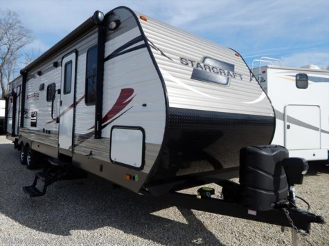 2016 Starcraft Autumn Ridge  329BHU Two bedroom, Double Slide-out