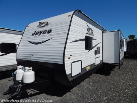 2017 Jayco Jay Flight SLX  265RLSW Rear Lounge Sofa/Dinette Slideout