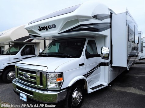 2018 Jayco Greyhawk  Prestige 29MVP Rear Queen Double Slideout