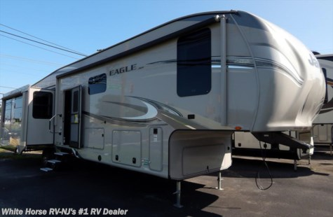 2017 Jayco Eagle  355MBQS Rear Lounge 2-Bedroom Quad Slide