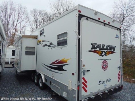 2006 Jayco Talon ZX  36V Double Slideout w/12' Garage Area