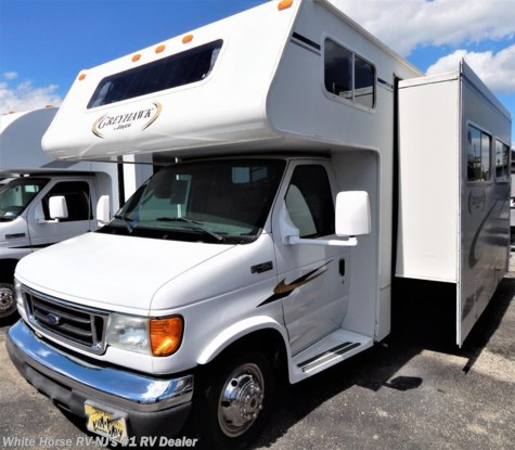 2005 Jayco Greyhawk  31SS Queen Bed, Sofa/Dinette Slide-out