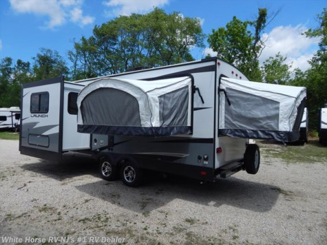 2018 Starcraft Launch  Outfitter 239TBS 3 Drop-Down Beds w/U-Dinette Slid