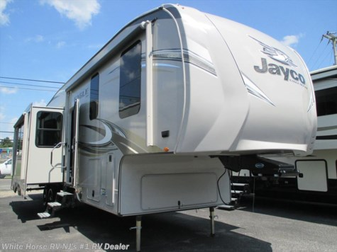 2018 Jayco Eagle  325BHQS 2-BdRM Quad Slide-out Exterior Kitchen