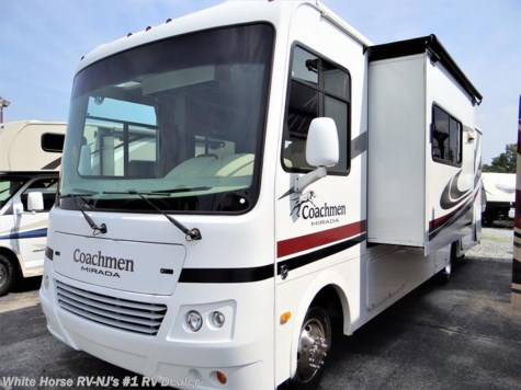 2012 Coachmen Mirada  SE 31DF Double Slide