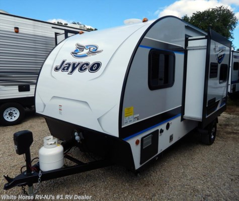 2018 Jayco Hummingbird  17RB Front Queen Rear Bath w/Galley Slideout