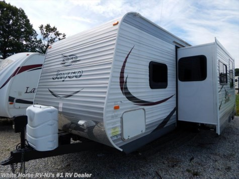 2015 Jayco Jay Flight  26BHS Two-Bedroom Sofa/Dinette Slideout