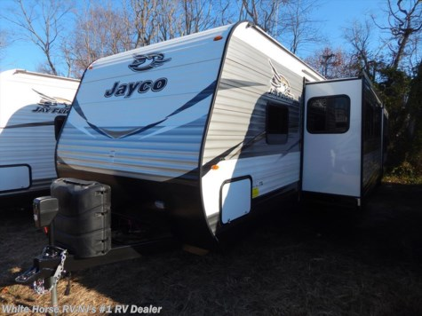 2018 Jayco Jay Flight  32BHDS 2-Bedroom Double Slideout