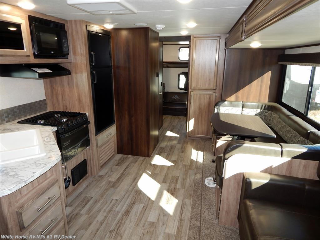 JF11902 - 2018 Jayco Jay Feather 29QB Two Bedroom Sofa/Dinette ...